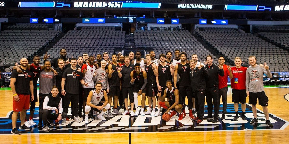 Free celebration event for Texas Tech Men's Basketball, Tuesday at 6 p.m.