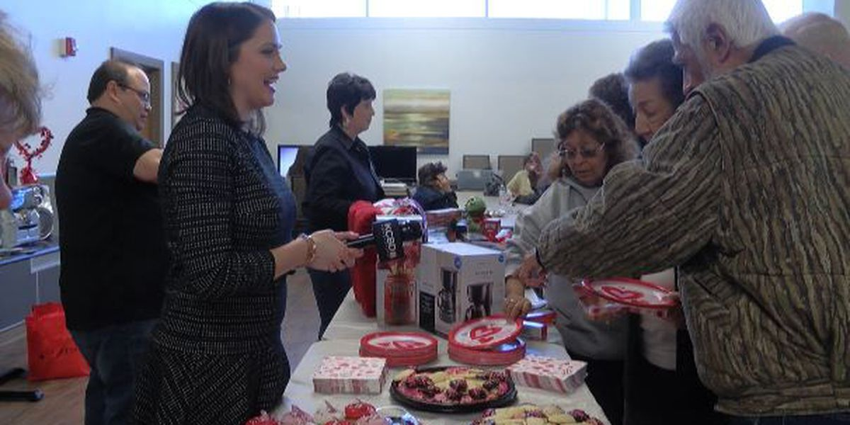 Pay it Forward: Valentine's Day at the Lubbock Activity Center