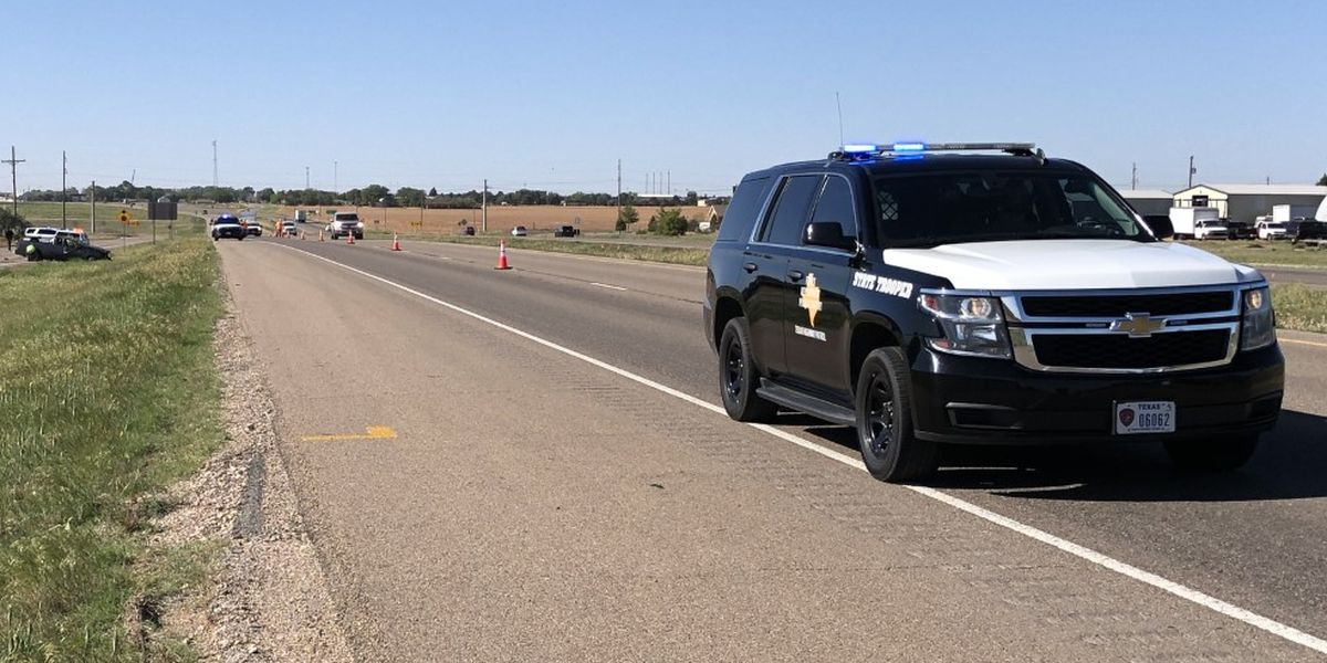 DPS identifies victim of fatal crash south of Lubbock