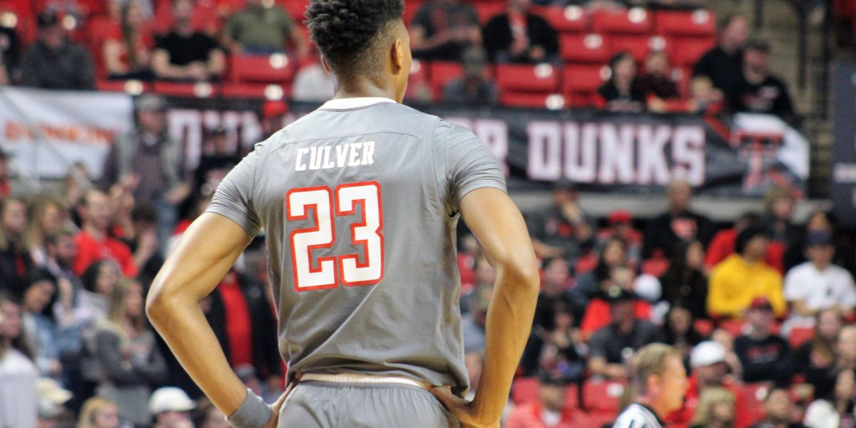 Jarrett Culver makes Top 10 of ESPN's latest NBA Mock Draft