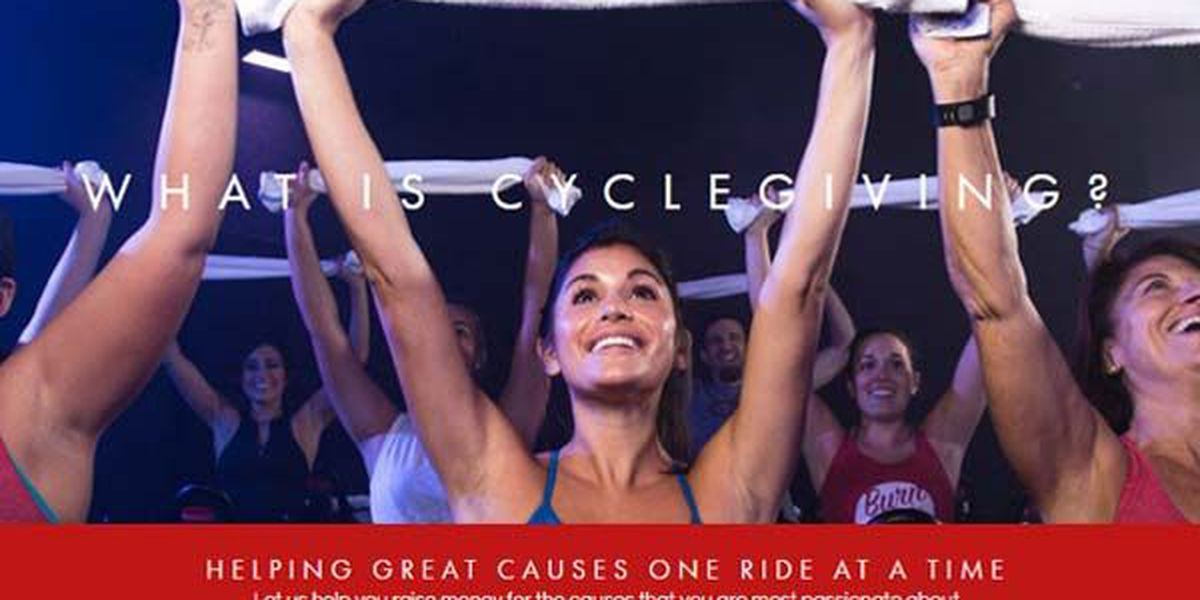 CycleBar Charity Ride gives all proceeds to Red Cross for victims of Louisiana floods