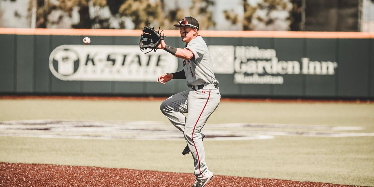No. 10 Red Raiders Drop Series Finale at K-State