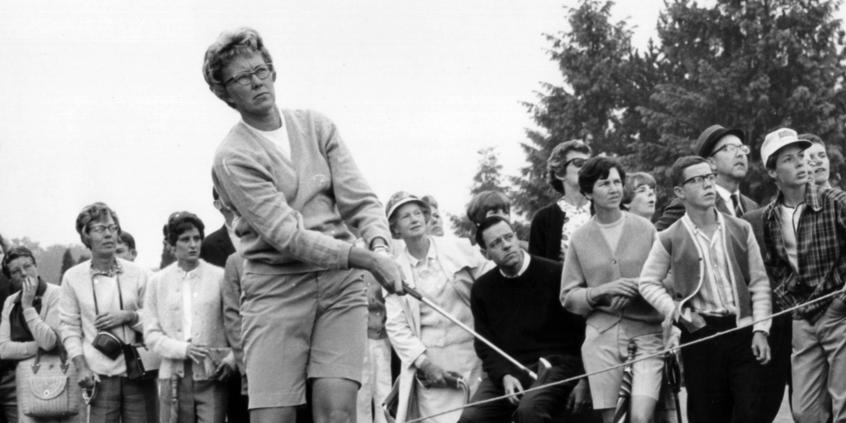 Mickey Wright, golf great and early LPGA force, dies at 85
