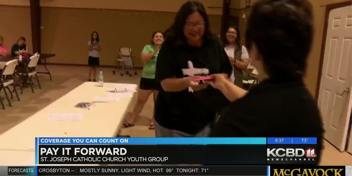 Pay It Forward: Gifting the children of St. Joseph's Youth Group