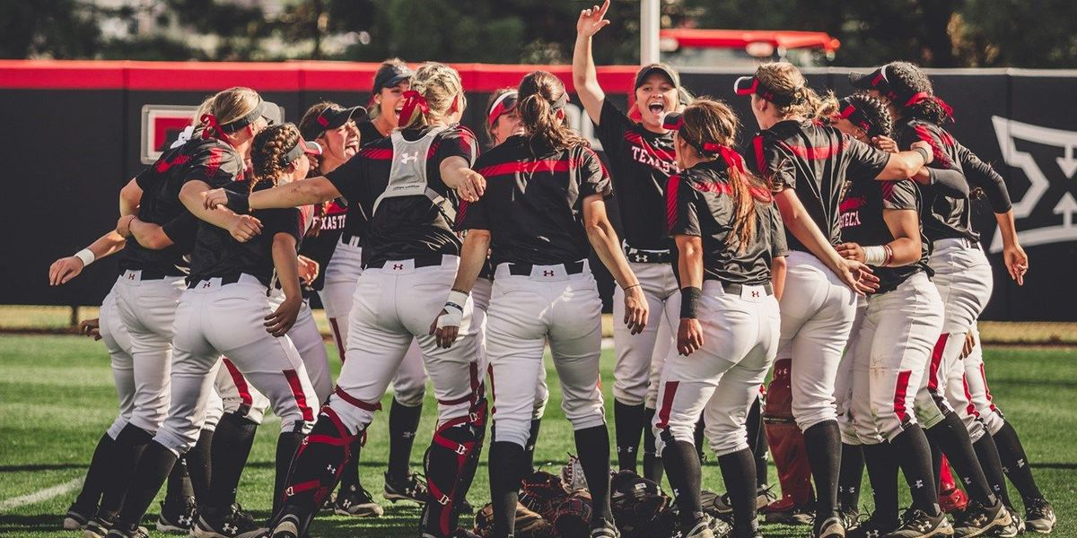 Red Raider softball is one of nine programs still undefeated