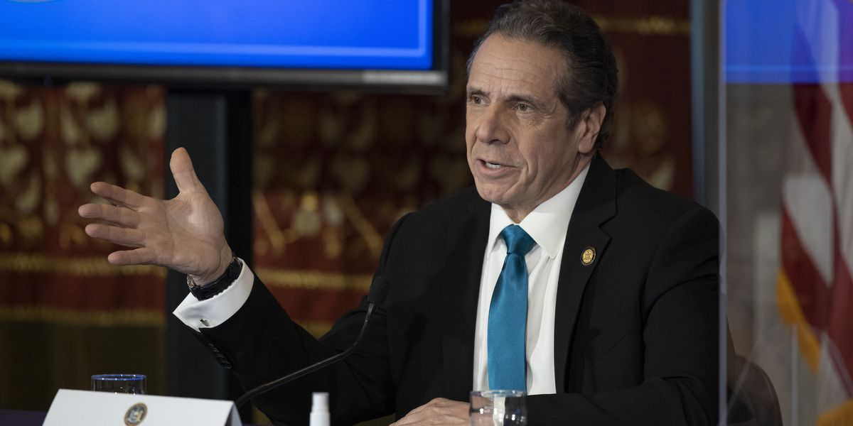 Cuomo to speak publicly amid sexual harassment claims