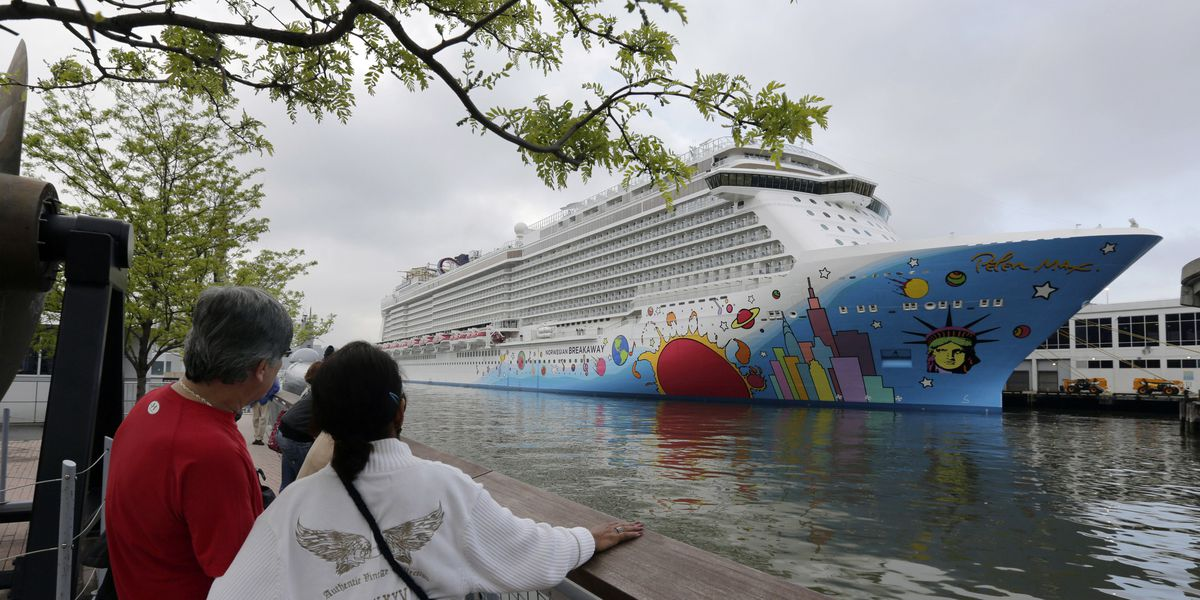 Norwegian Cruise Line asks CDC to allow trips from US in July